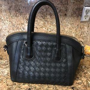 Sasha+soft black handbags